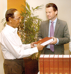Blackhall Publishing releases third edition of Laws of Sri Lanka